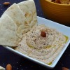 Simple Hummus with Almond Butter