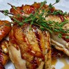 Lime-Thyme Grilled Chicken