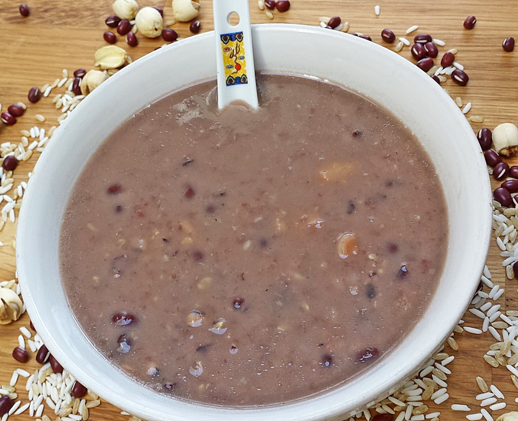 Sweet Red Bean Soup 紅豆糖水 - Chinese FoodyChinese Foody