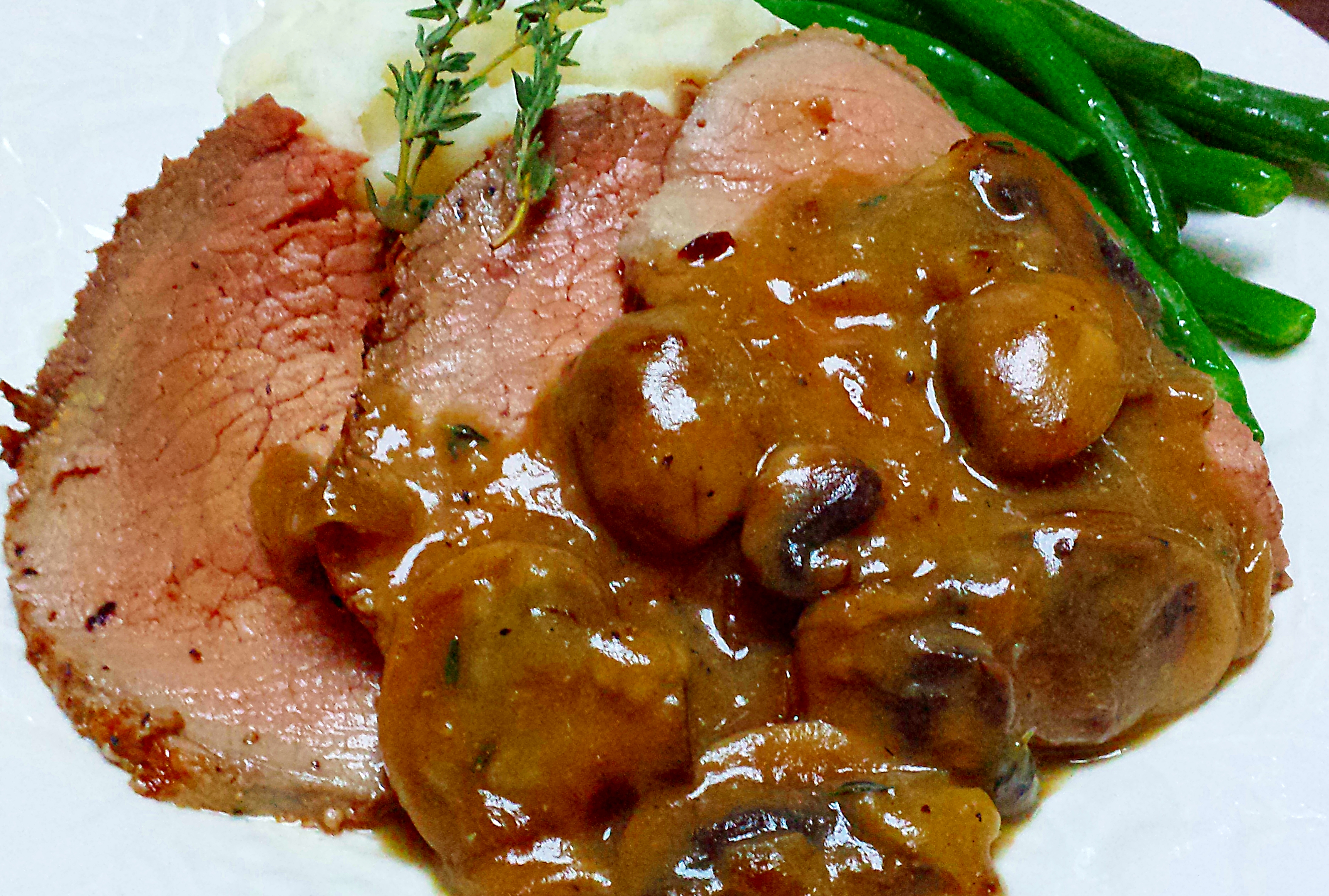 Perfect Roast Beef - Chinese Foody