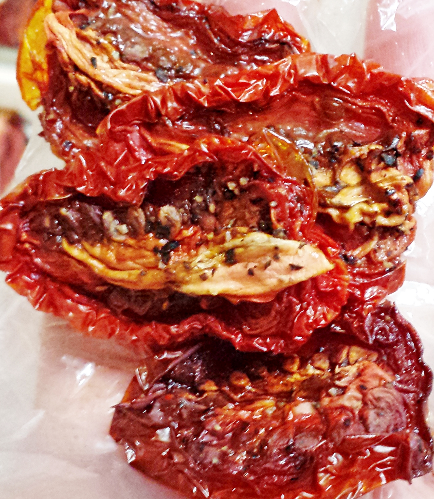 Oven Dried Tomatoes Chinese Foody